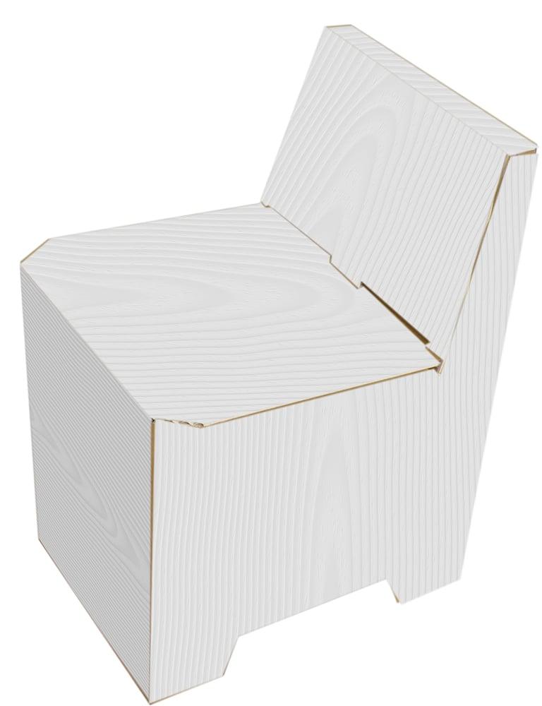 Tämä stoolipa onkin kevyt ja kestävä. Halutessasi siihen saa myös painatuksen.